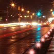 Возникновение городского освещения