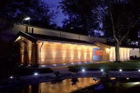 Освещение загородных коттеджей