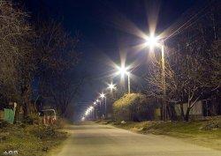 Уличное освещение и безопасность