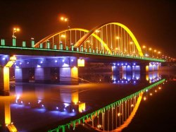 Освещение мостов