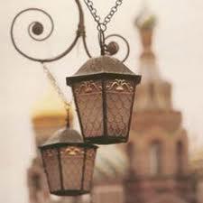 Уличное освещение в истории
