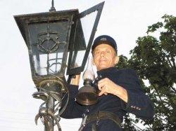 Профессия фонарщик